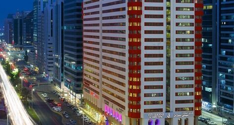 City Seasons Hotel Al Hamra Abu Dhabi
