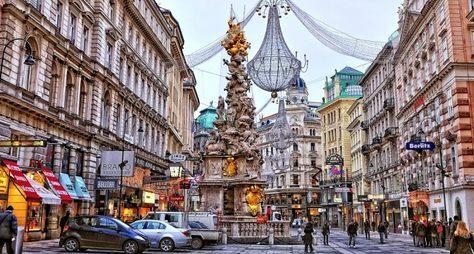 Счастливый уикенд: Краков— Прага— Вена— Будапешт
