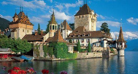 Швейцарская интрига Женева, Цюрих, Страсбург, Мюнхен + Краков