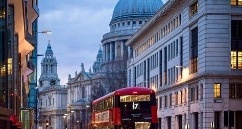 Обзорная прогулка «Секреты старого Лондона»