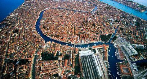 Обзорная Венеция: отВдо Я