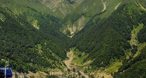 Азербайджанская Швейцария