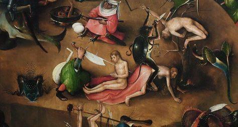 Босх иБоттичелли вВенской Академии искусств