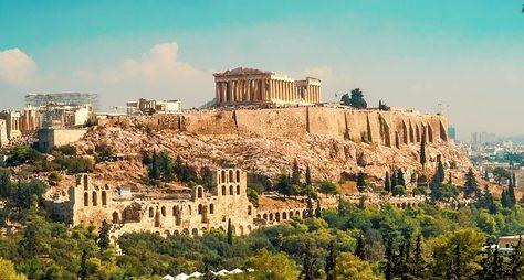 Древние Афины: погружение висторию Греции