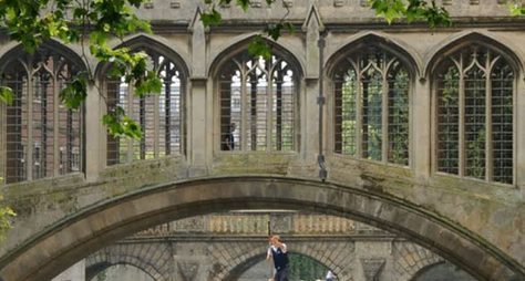 Тур вКембридж