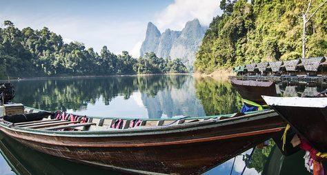 Озеро Чео Лан илес ТаПом: открыть заповедный Таиланд
