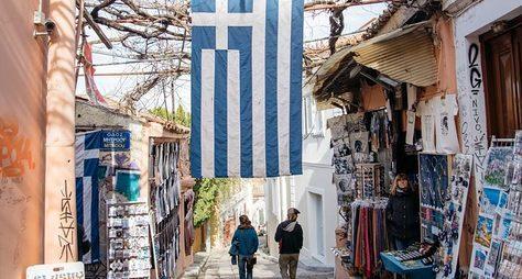Афины как наладони