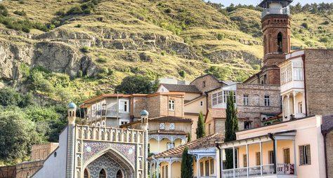 Тбилиси, какой онесть