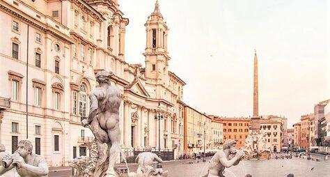 Рим— столица великих искусств