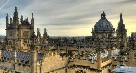 ИзЛондона вОксфорд иобратно!