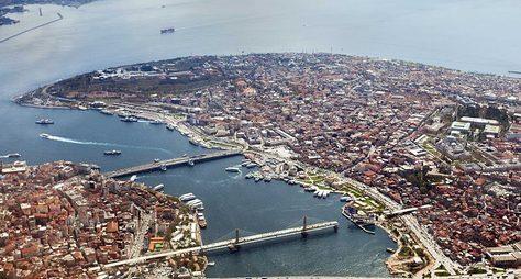 Стамбул без покрывала или как потеряться вгороде