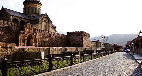 Древние окрестности Тбилиси