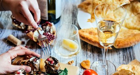 Supraнавтика— ужин-экскурсия стамадой