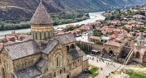 Мцхета иУплисцихе— Грузия христианская иязыческая
