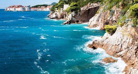 Красоты итальянской Адриатики налодке