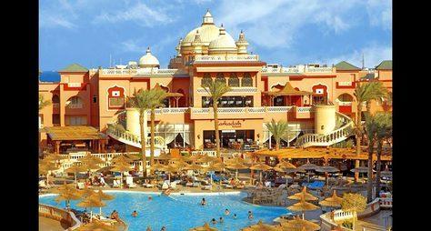 Pickalbatros Sea World 4* Египет, Хургада