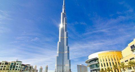 Знакомство сДубаем