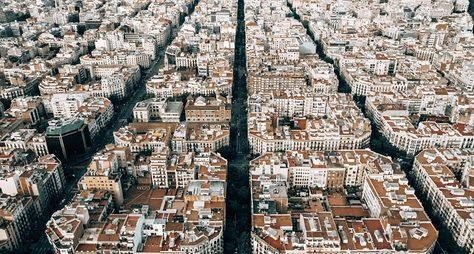 Авиабилеты начартер Барселона, Испания