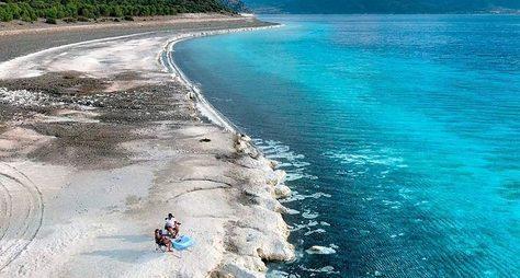 Турецкие Мальдивы: Памуккале иозеро Салда