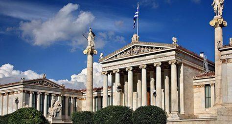 Королевские Афины 19 века: обзорная экскурсия