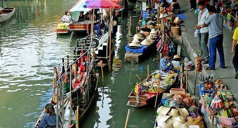 Другой Бангкок. Путешествие понетуристическим местам