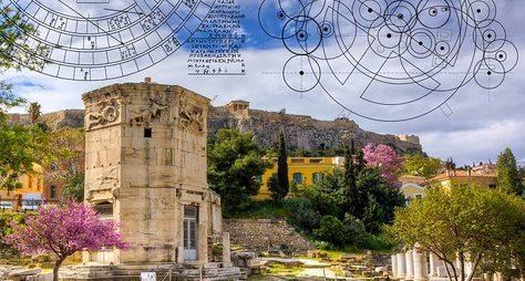 Удивительные технологии древних греков