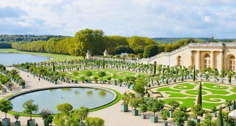 Многоликий Версаль