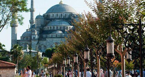 Это Istanbul!