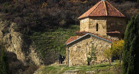 Мцхета— грузинский Иерусалим