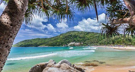 Биг Будда исамые красивые пляжи Пхукета