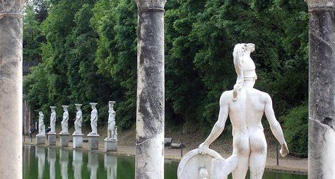 Шедевры Тиволи: вилла д'Эсте ивилла Адриана