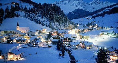 Глоток альпийской красоты!