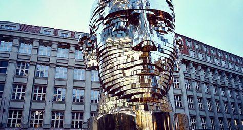 Современное искусство иарт-объекты Праги