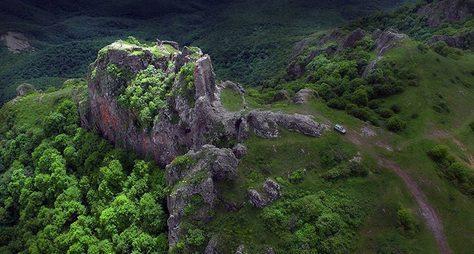 Корогли иУдзо: древние памятники вокрестностях Тбилиси