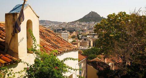 Афины: история накаждом шагу!