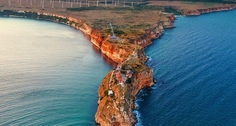 Волшебство северного побережья Черного моря