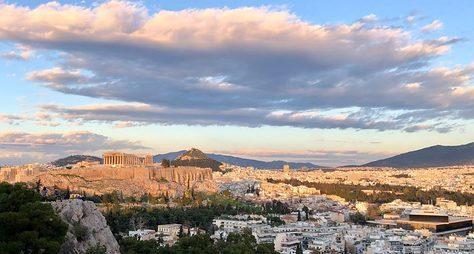 Афины— мифы иреальность!