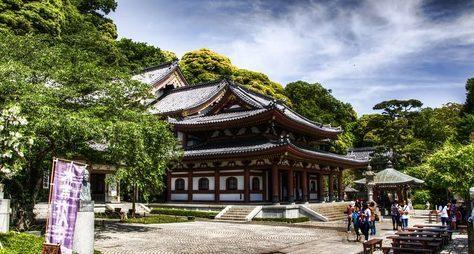 Камакура— город храмов иморского бриза