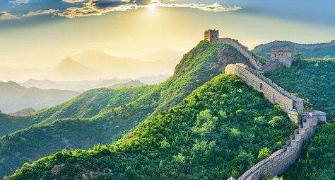 Добро пожаловать вПекин!