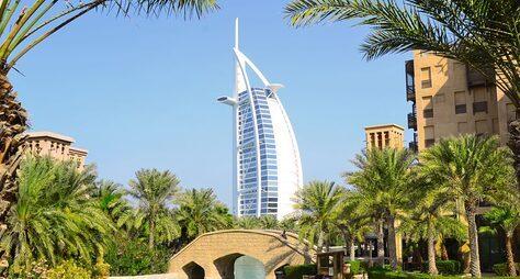 Дубайский калейдоскоп