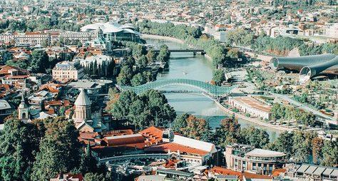 Тбилиси согоньком