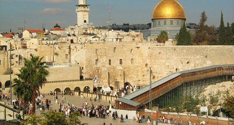 Иерусалим— город трех религий