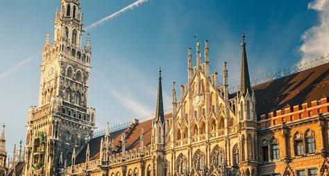 Мюнхен— любовь спервого взгляда