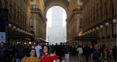 Milan. Travel Guide