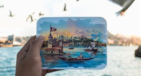 15 чудес Стамбула. Групповая автобусная экскурсия