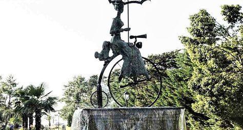 Велопрогулка поБатуми