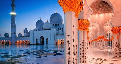 Абу-Даби: изДубая вгостеприимную столицу