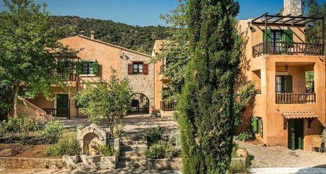 Идиллия деревенского Крита