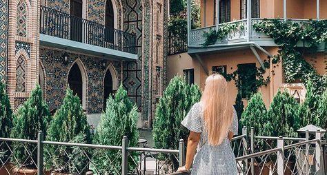 Тбилиси, каким его ждешь
