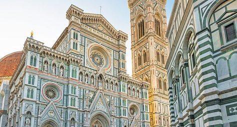 Онлайн-прогулка повеликолепной Флоренции